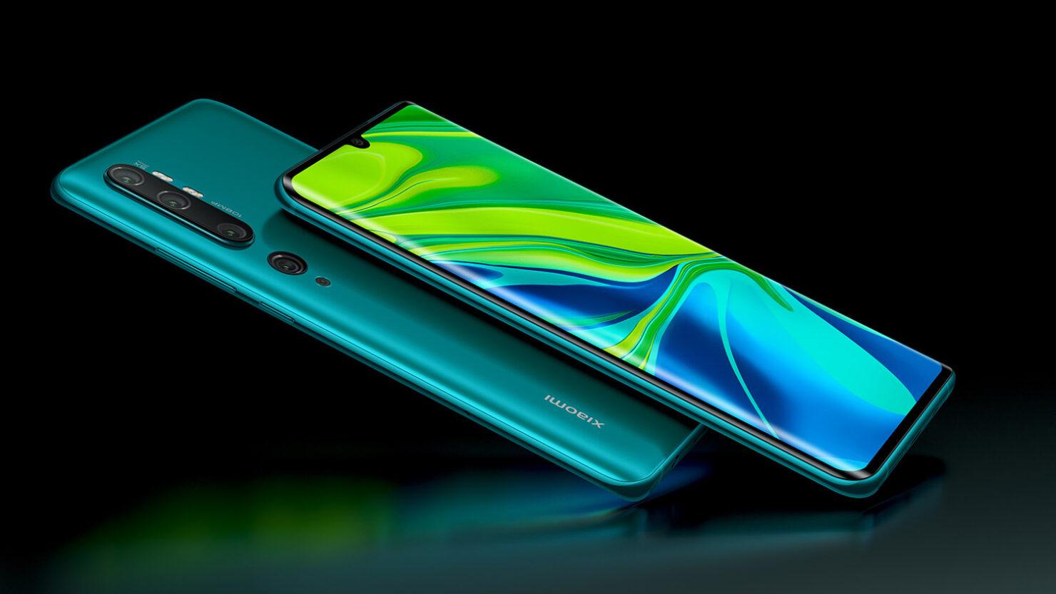 Xiaomi Mi Note 10 discount