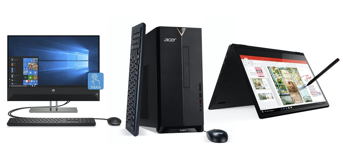 Black Friday 2019 sale on computers