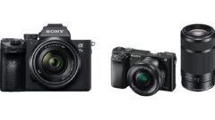 Sony Mirrorless Cameras on Sale