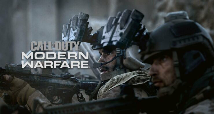 Modern Warfare Update 1.08