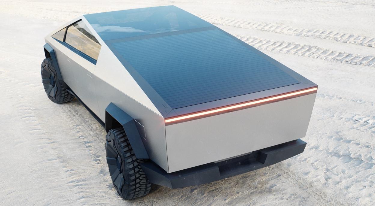 cybertruck-solar