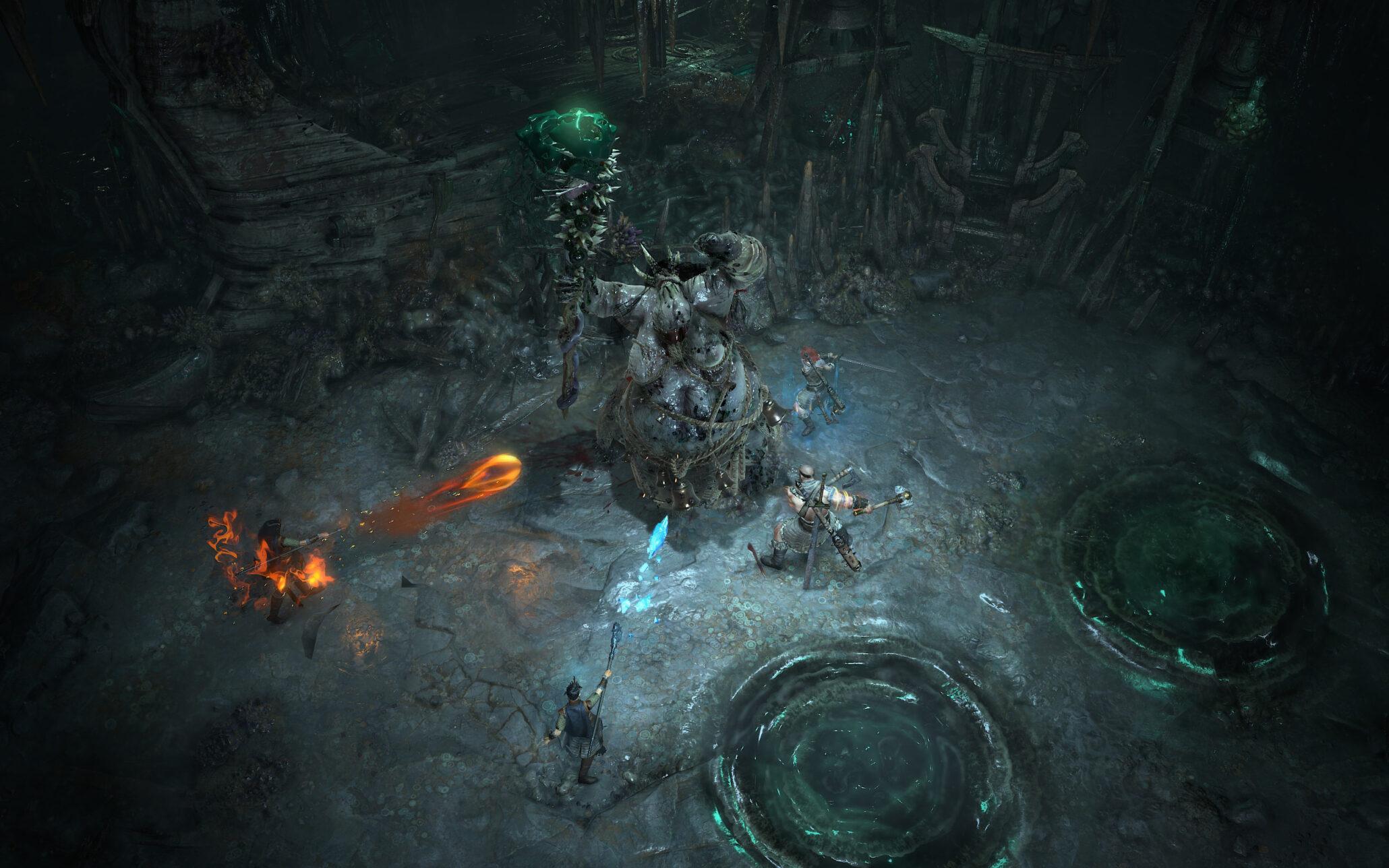 Diablo Like Games 2020.Blizzard Releases First 4k In Game Diablo 4 Screenshots