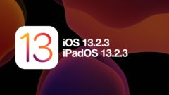 download iOS 13.2.3 with fixes for background app refresh and Mail