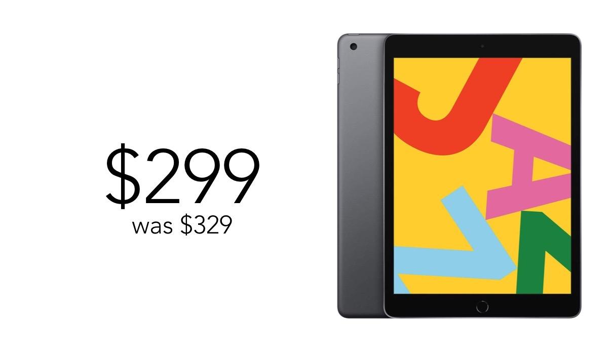 10.2-inch iPad