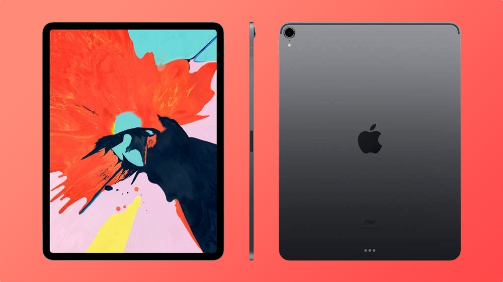 2018 iPad Pro with 12.9-inch display and 256GB storage