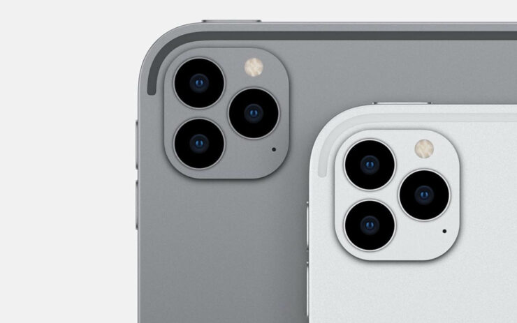 2020 iPad Pro, iPhone 12 Camera May Include AR Sensor; 2021 May See AR Headset Launch