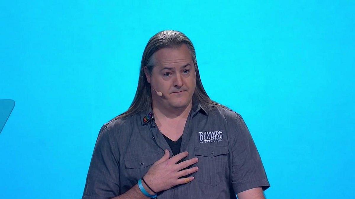 Blizzard president