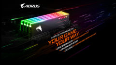 AORUS RGB Memory 2nd Generation Official