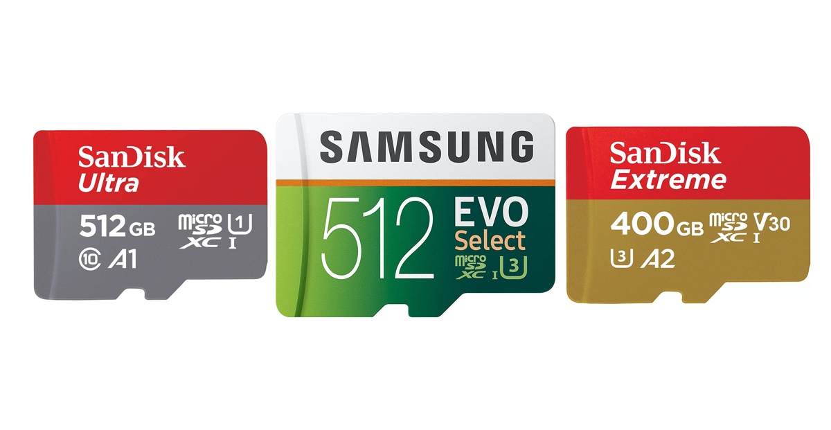 Black Friday 2019 Deals On Microsd Cards From Just 5 79