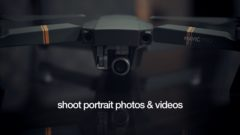 Shoot Portrait Photos and Videos on Mavic
