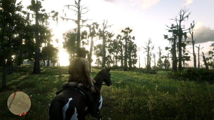 Ya hay disponibles los primeros mods para Red Dead Redemption 2