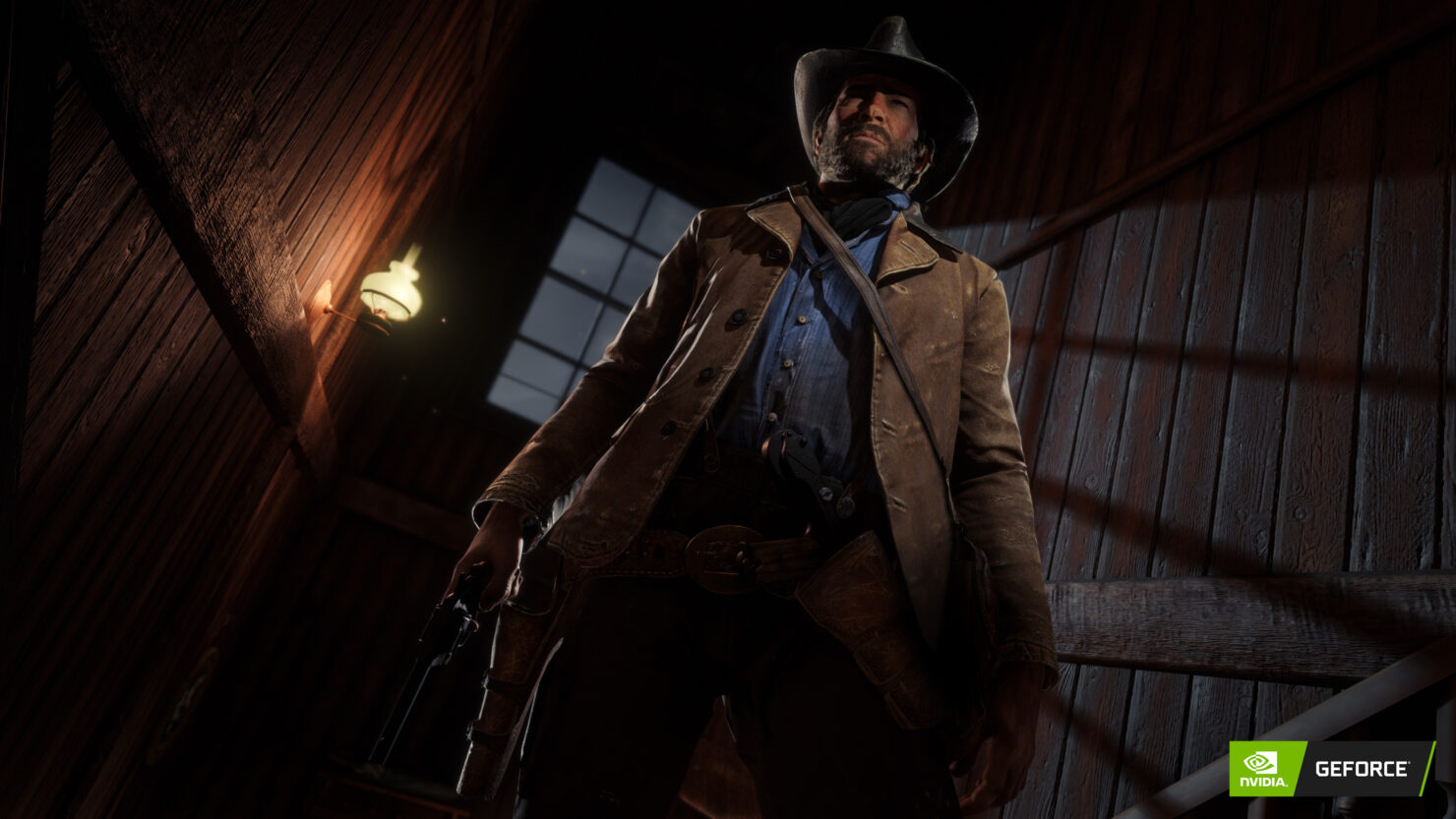 Red Dead Redemption 2 rtx ray tracing