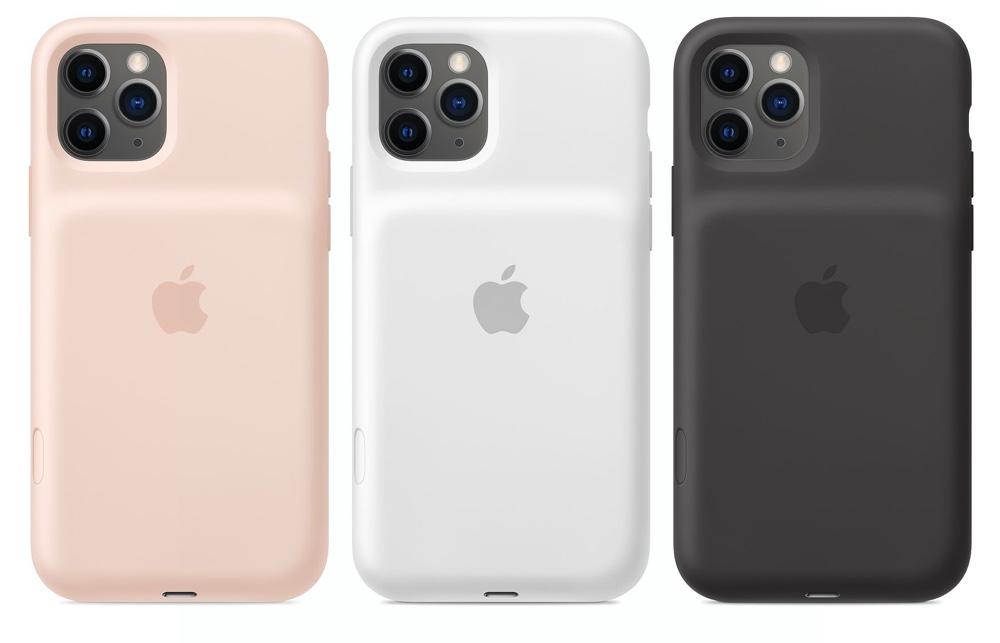 smart battery case colors