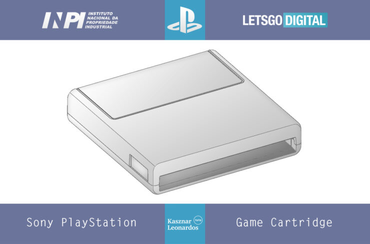 PlayStation Cartridge