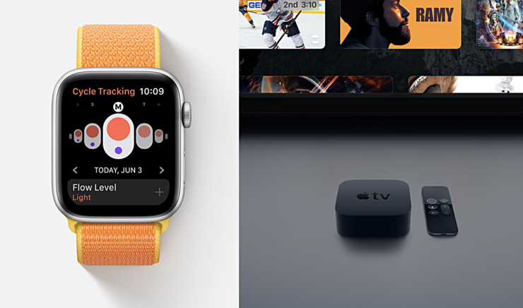 watchOS tvOS Beta