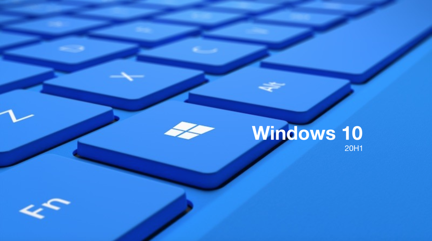 windows 10 20h1 windows 10 2004