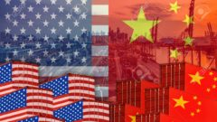 106993972-concept-image-of-usa-china-trade-war-economy-conflict-us-tariffs-on-exports-to-china-trade-frictions