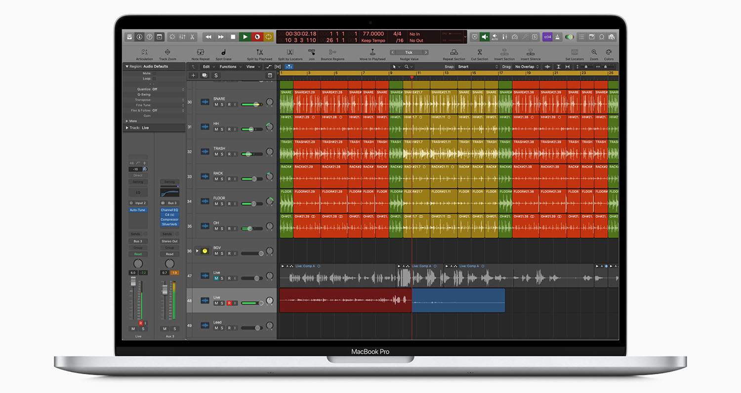 16-inch MacBook Pro Sound Issue Reportedly Fixed by Latest
