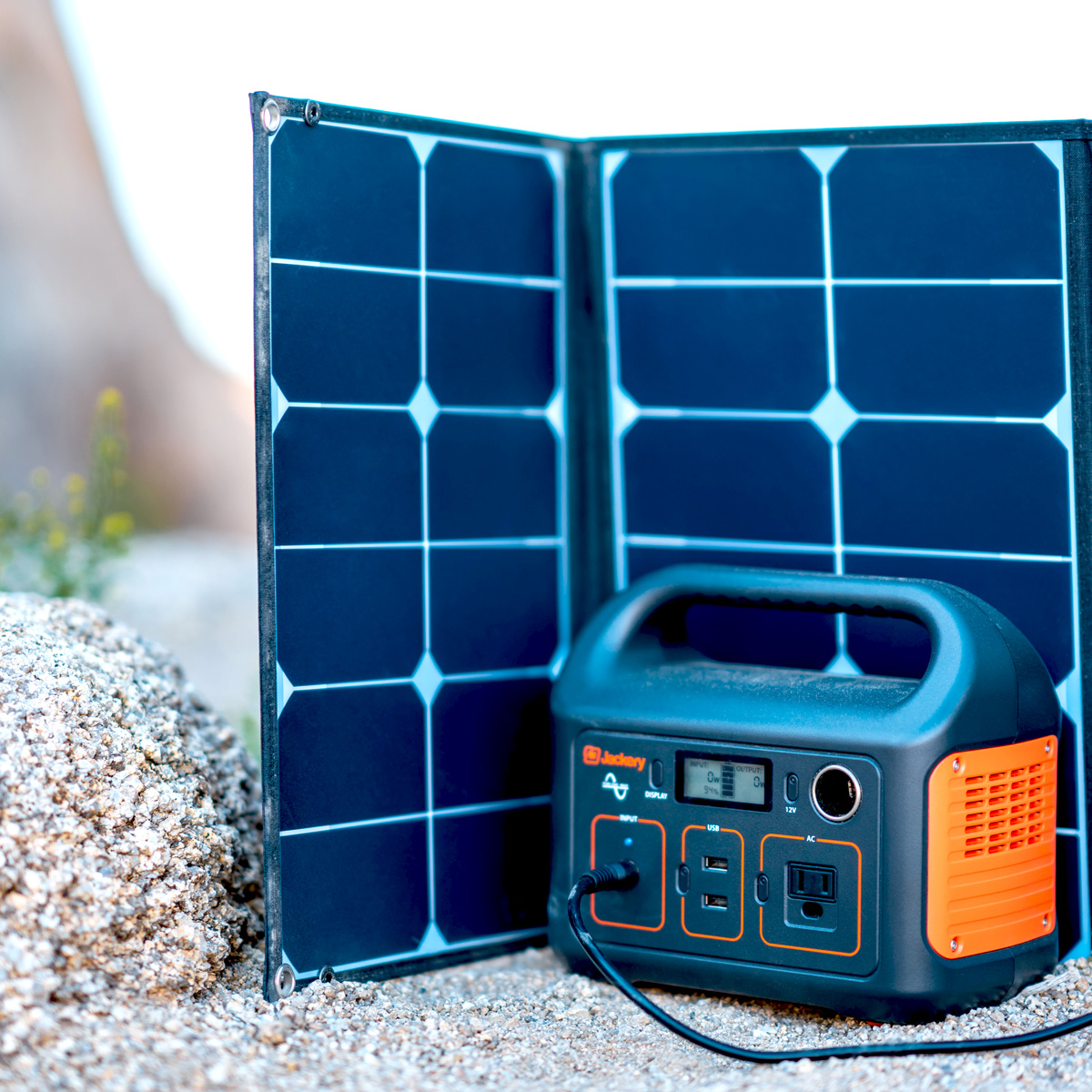 jackery portable power station