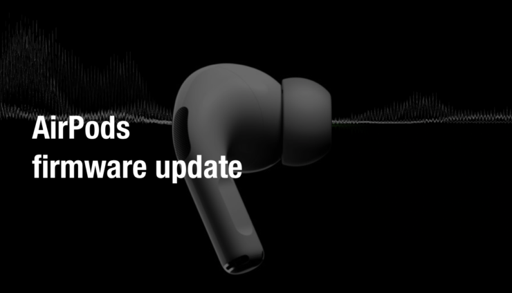 2C54 firmware update for AirPods 2 and AirPods Pro released