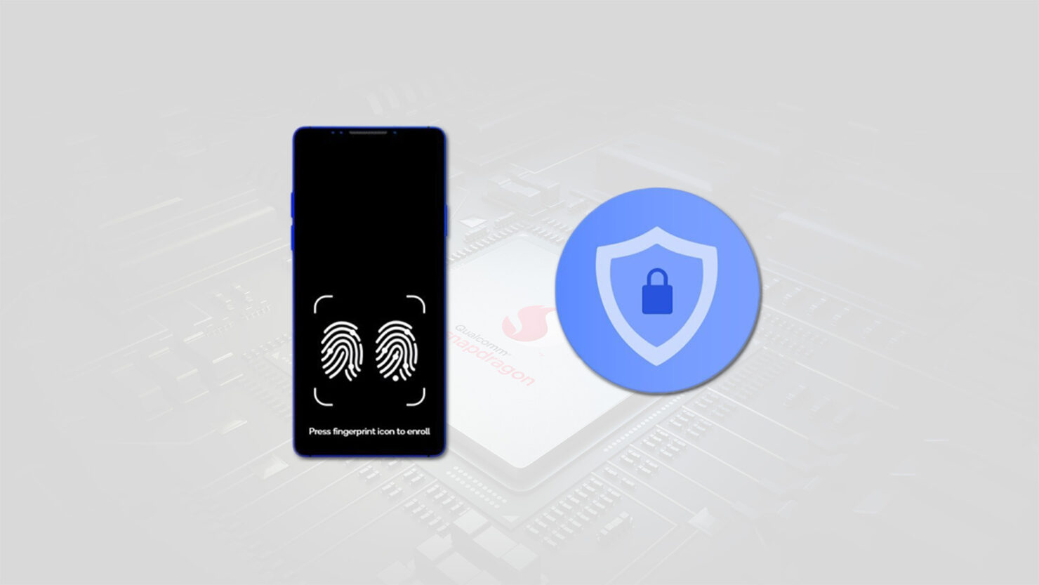 Qualcomm's 3D Sonic Max Is an Ultrasonic Fingerprint Reader That's 17 Times Larger Than Its Predecessor, Faster, & More Secure