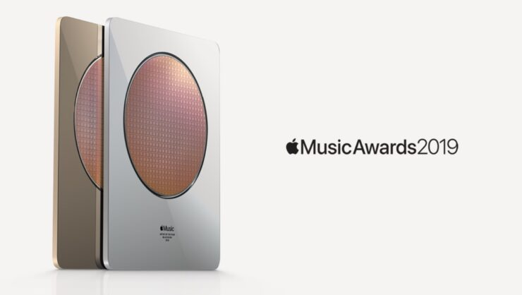 Apple Music Awards Featured Image