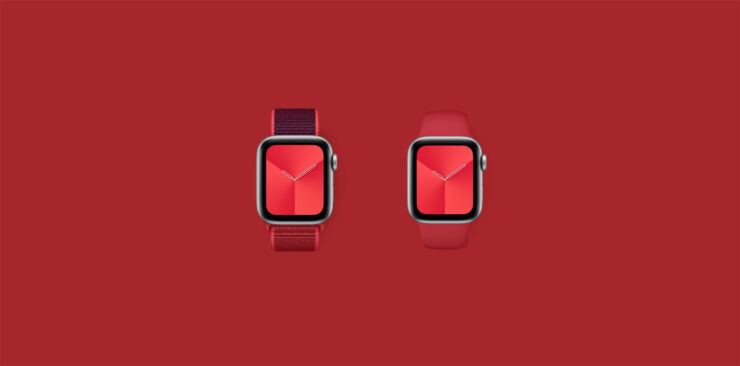 PRODUCT(RED) Apple Watch May Launch in 2020, Suggests Latest Leak