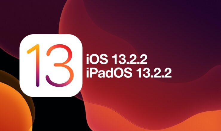 iOS 13.2.2 Not Being Signed