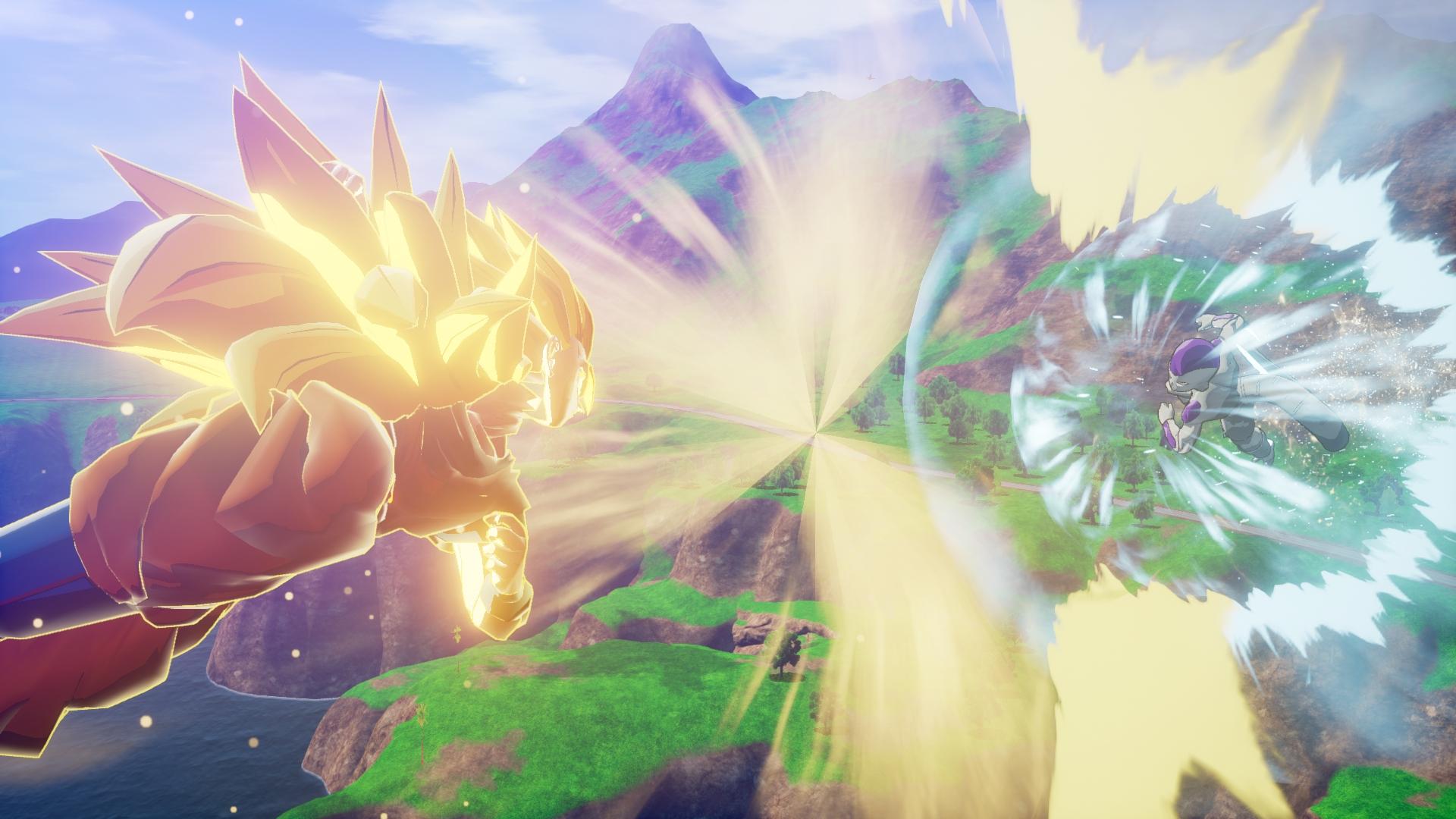 Dragon Ball Z Kakarot Is 40 Hours Long Open World Story Praised