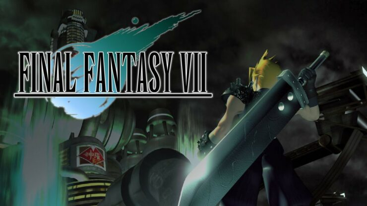 Final Fantasy VII PS4 patch