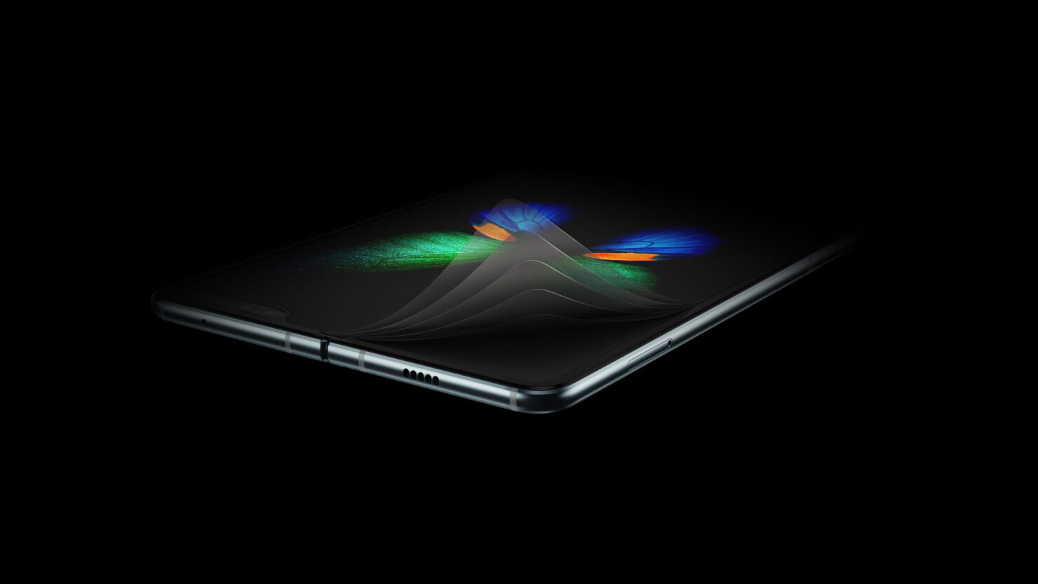 Galaxy Fold 2 Design May Include a Slightly Hidden Hinge Assembly