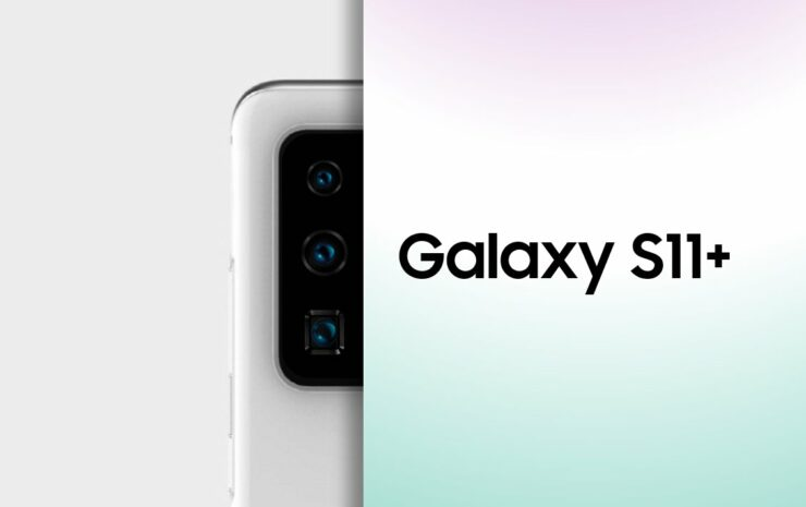 Galaxy S11 Plus Possible Promo Image Leak Shows Only Three Cameras