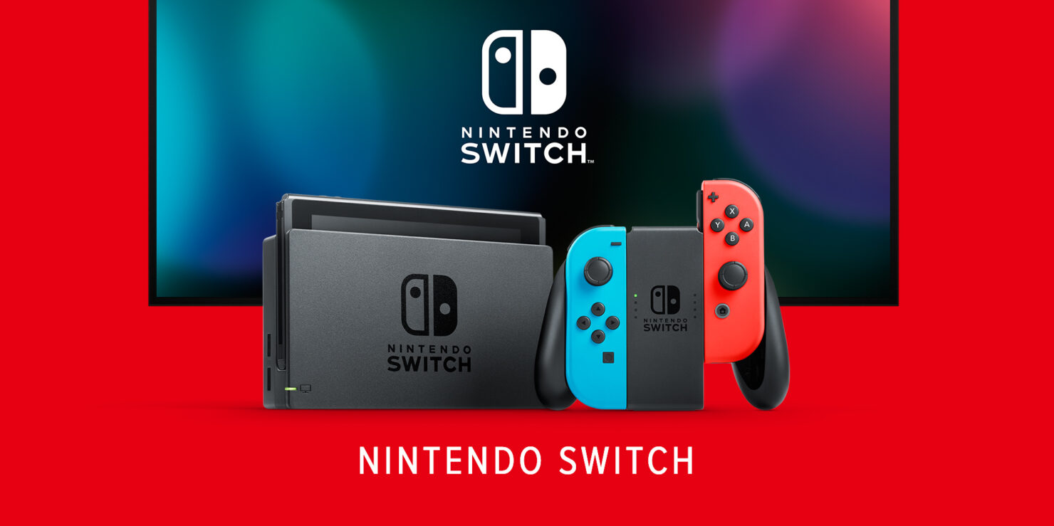 Nintendo Switch System Update 12.0.3