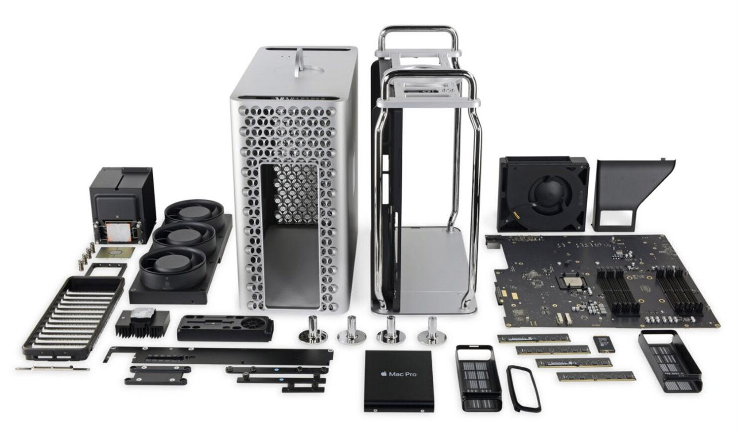 Mac Pro Teardown Receives Lots of Praise for Future Upgrading, Repairs