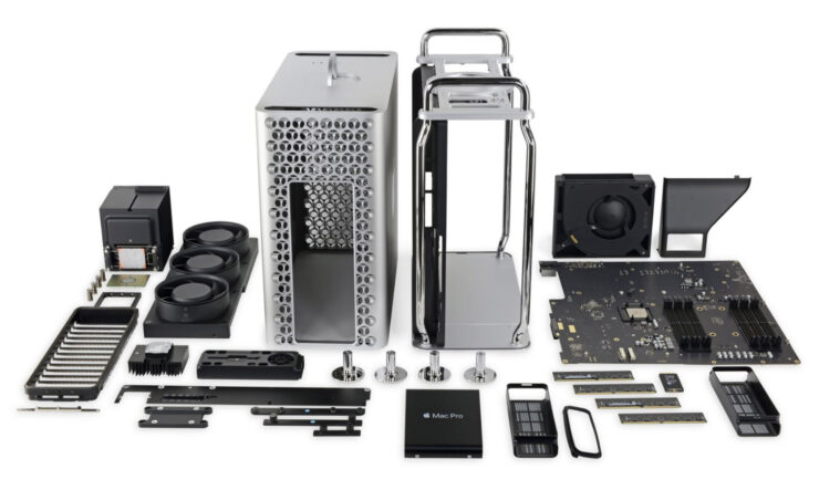 Mac Pro Teardown Receives Lots of Praise for Future Upgrading, Repairs