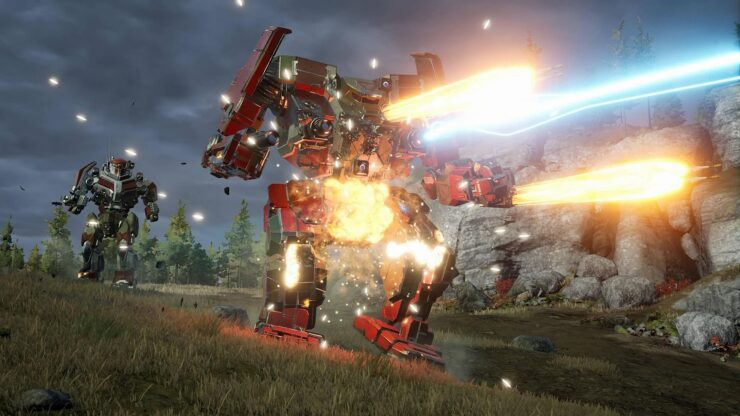 Game Ready driver MechWarrior 5 Mercenaries