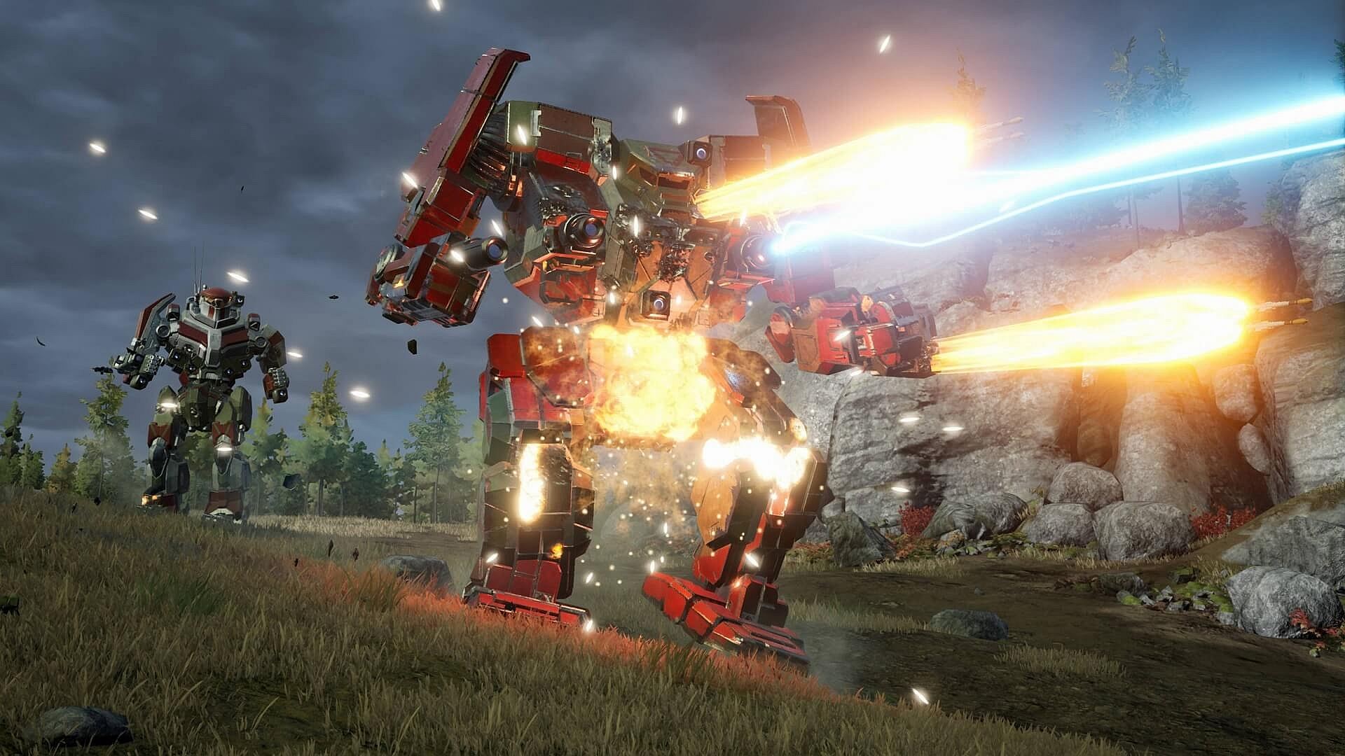 Game Ready driver MechWarrior 5