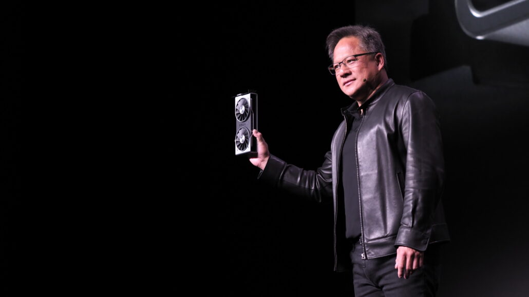 Jensen Huang Ampere (MOBHouse Productions)