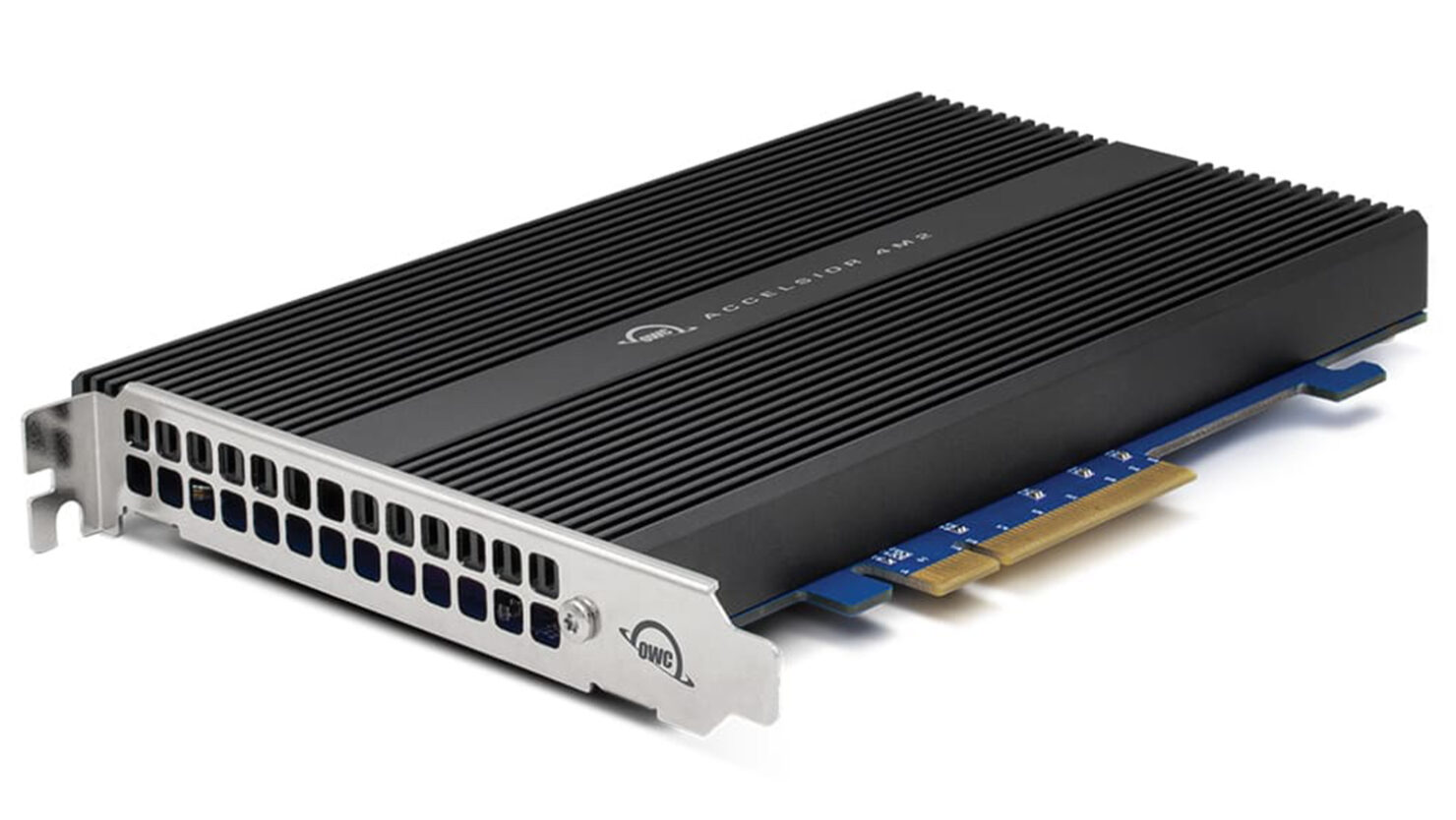 Mac Pro's Storage Can Be Upgraded With Faster, Cheaper OWC Accelsior SSDs