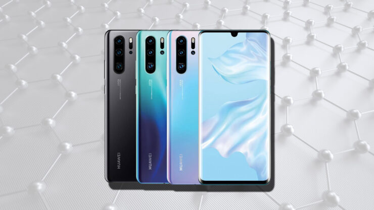 Huawei's P40 Pro for 2020 Won't Feature Graphene Batteries After All