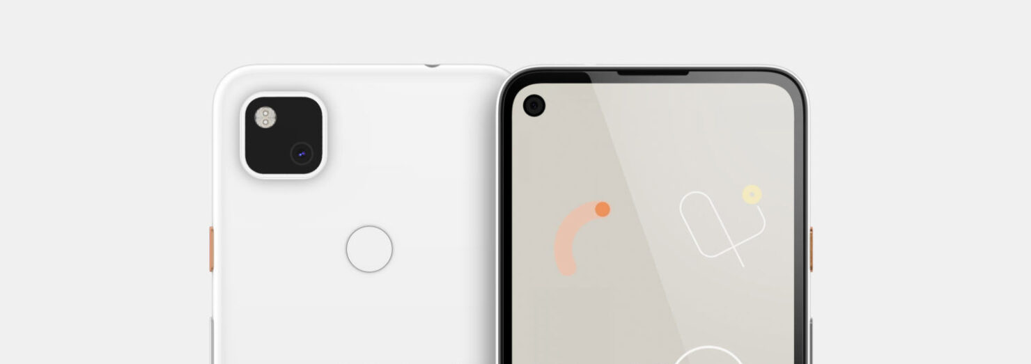Pixel 4a Camera Hump Plus Familiar but Improved Design Shown in Latest Renders