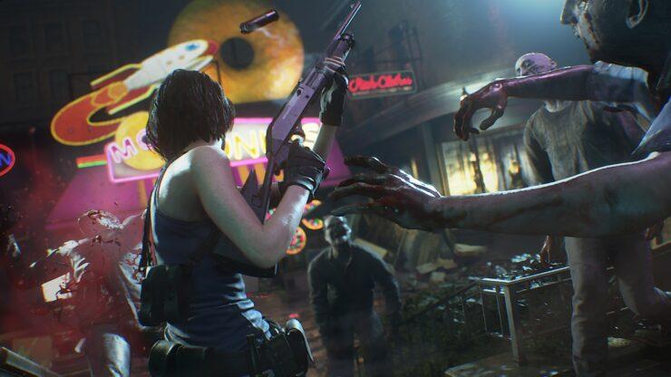 Resident Evil 3 Remake update 1.04