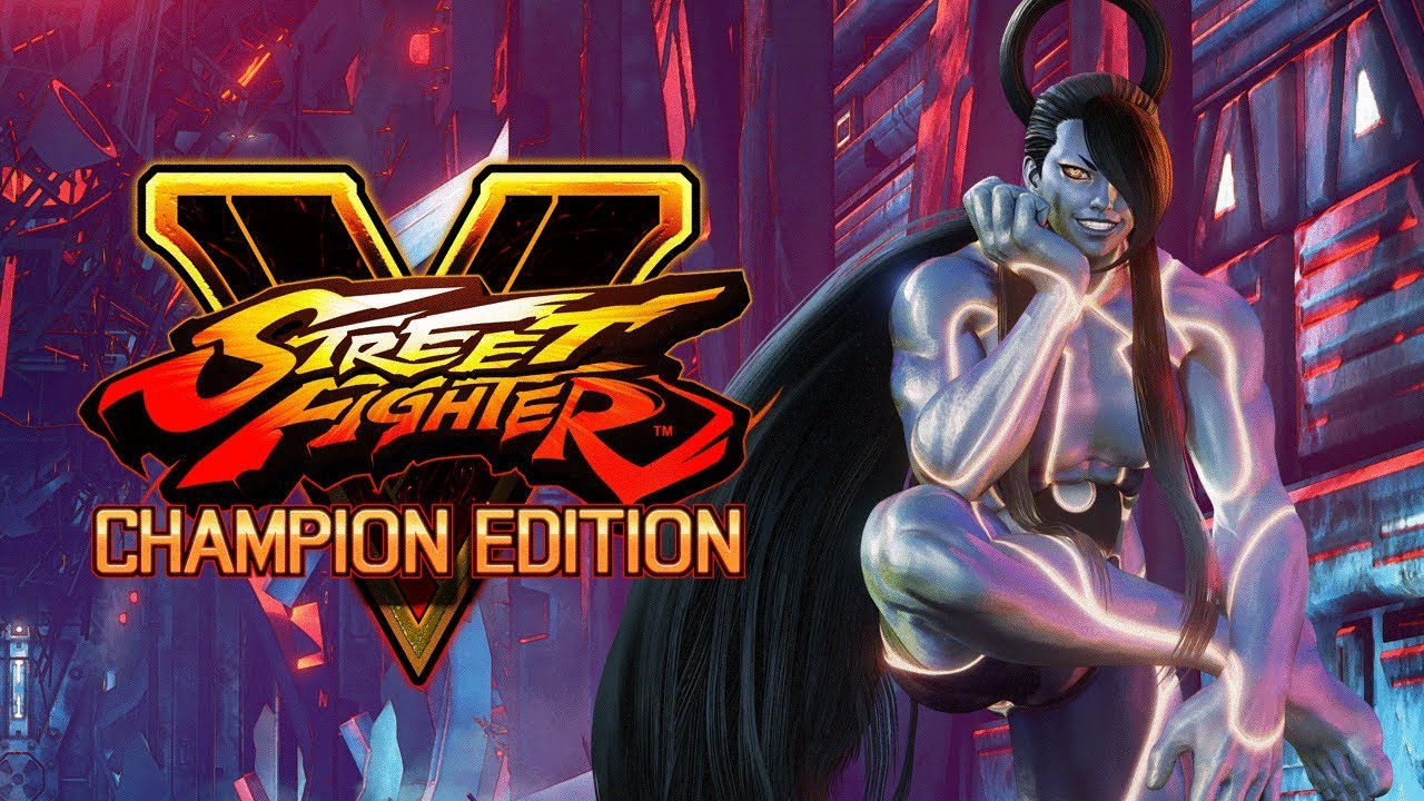street fighter v champion edition all characters