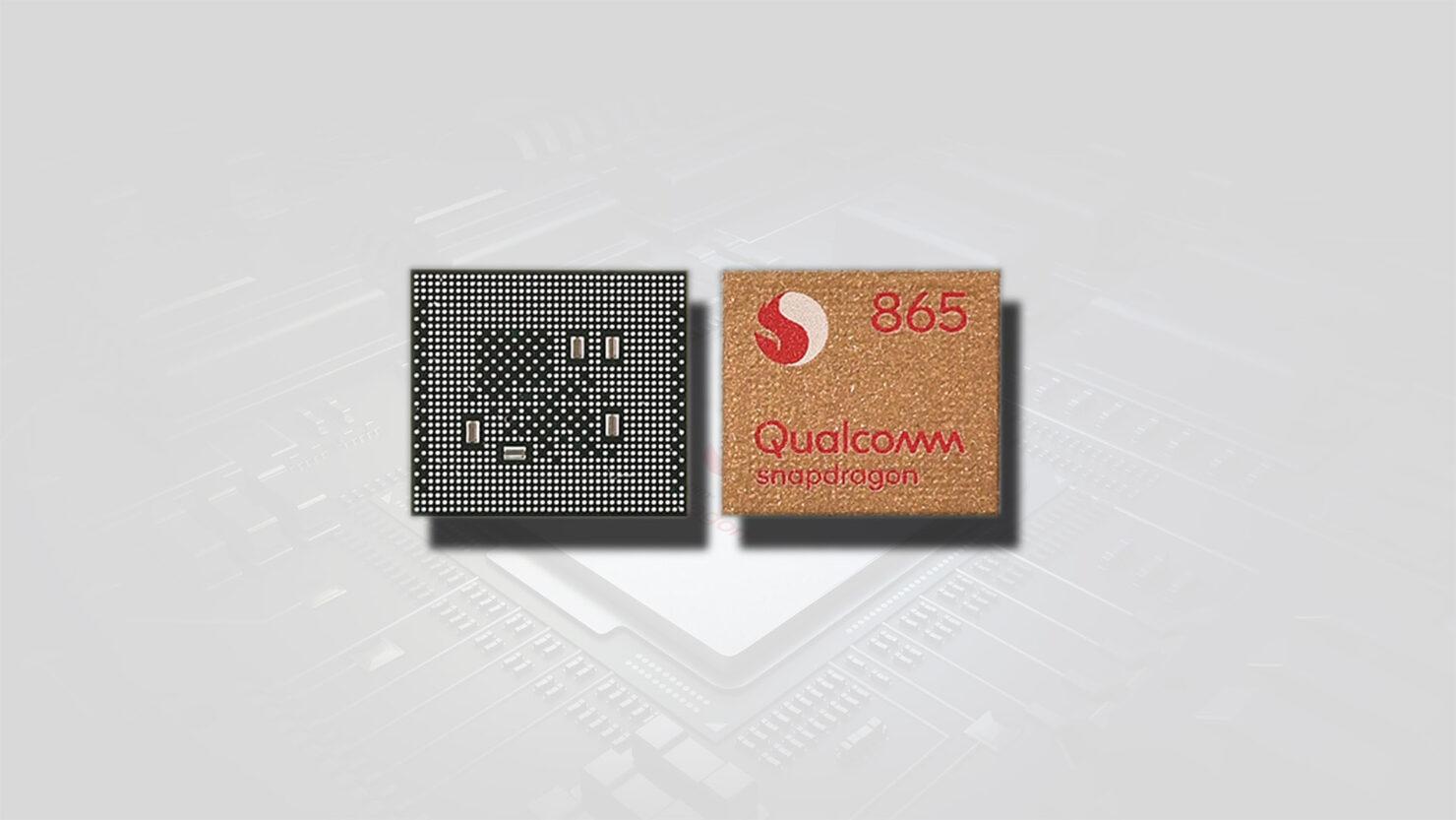 Qualcomm Snapdragon 865 Development Took Three Years to Complete