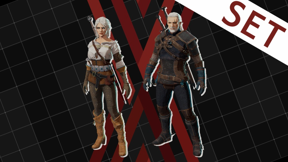 Image result for the witcher 3 daemon machina