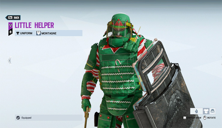 Rainbow Six Siege Christmas 2020 Rainbow Six Siege is Giving All Players a Free Operator For Christmas