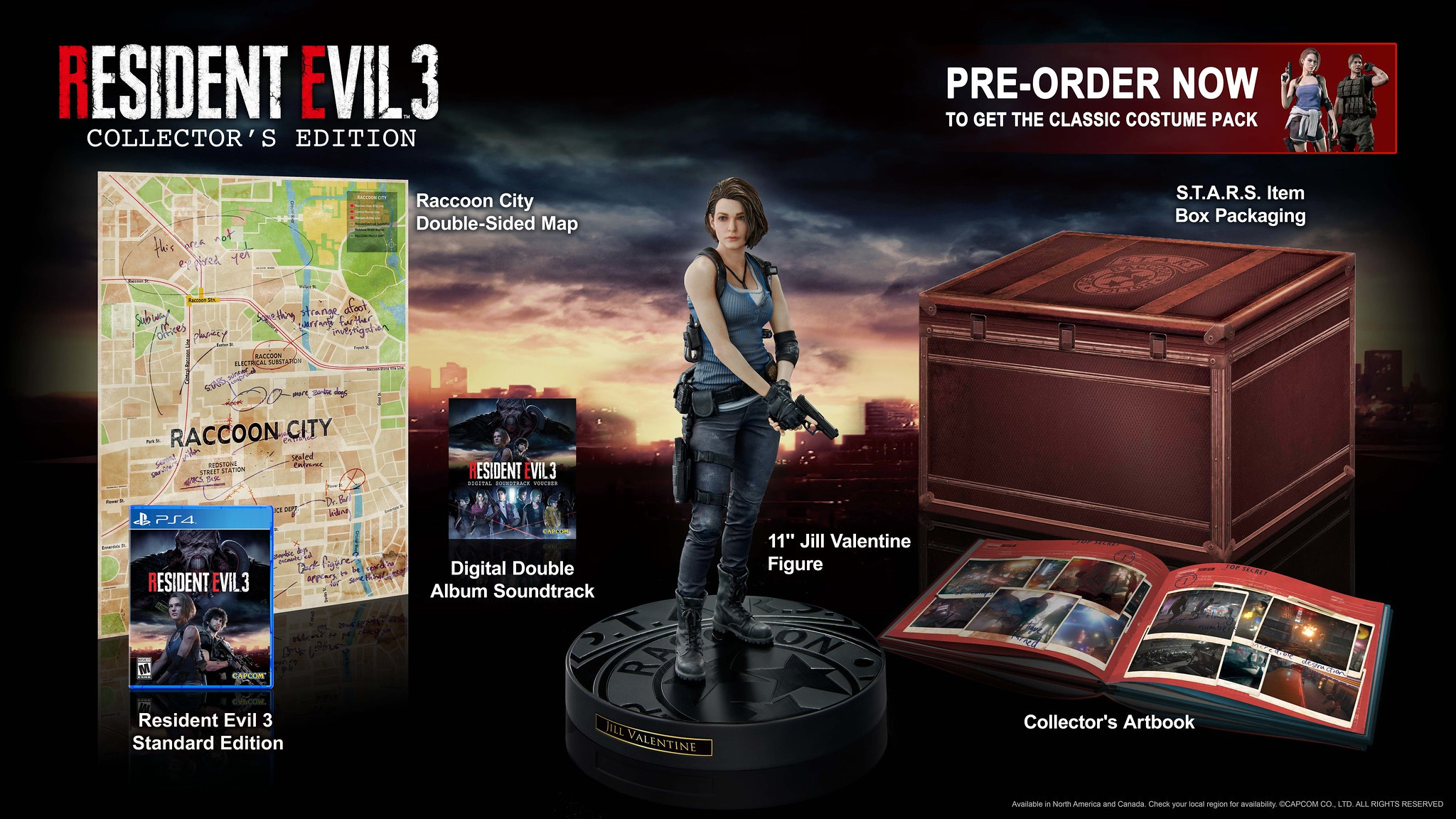 Resident Evil 3 Everything You Need To Know