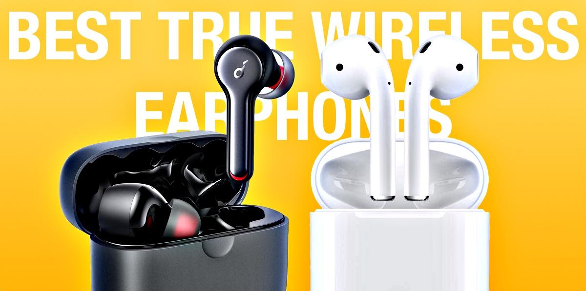 Best true wireless earphones for the holidays