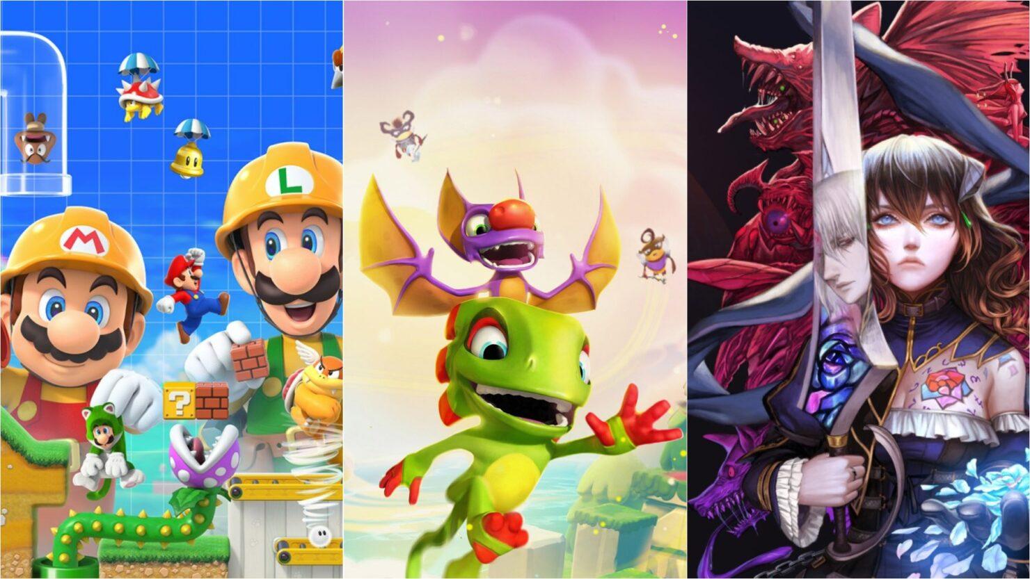 Best Platformer Games 2019