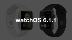 Download watchOS 6.1.1 for Apple Watch today